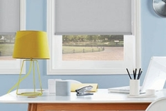 LIGHTBLUE roller blind brisbane