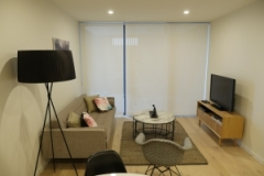 living area roller blinds brisbane