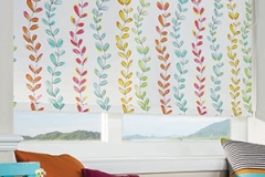 butterflies roller blinds brisbane