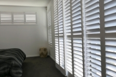 plantarion bedroom shutters