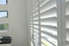 modern plantation shutters