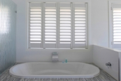 bathroom plantation shutters brisbane