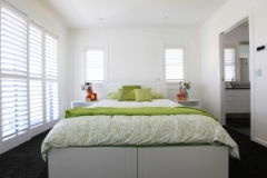 internal bedroom shutters
