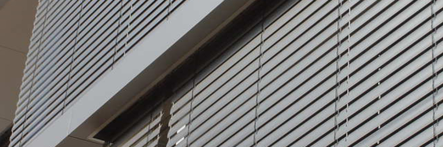 grey external venetian blind brisbane