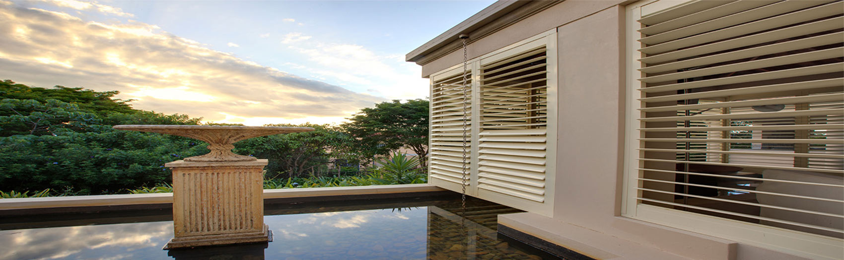 aluminium shutters in brisbane for your home