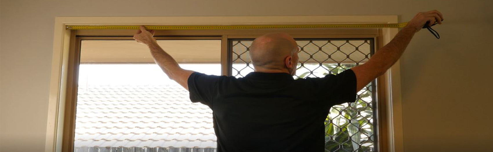 how to measure shutters online